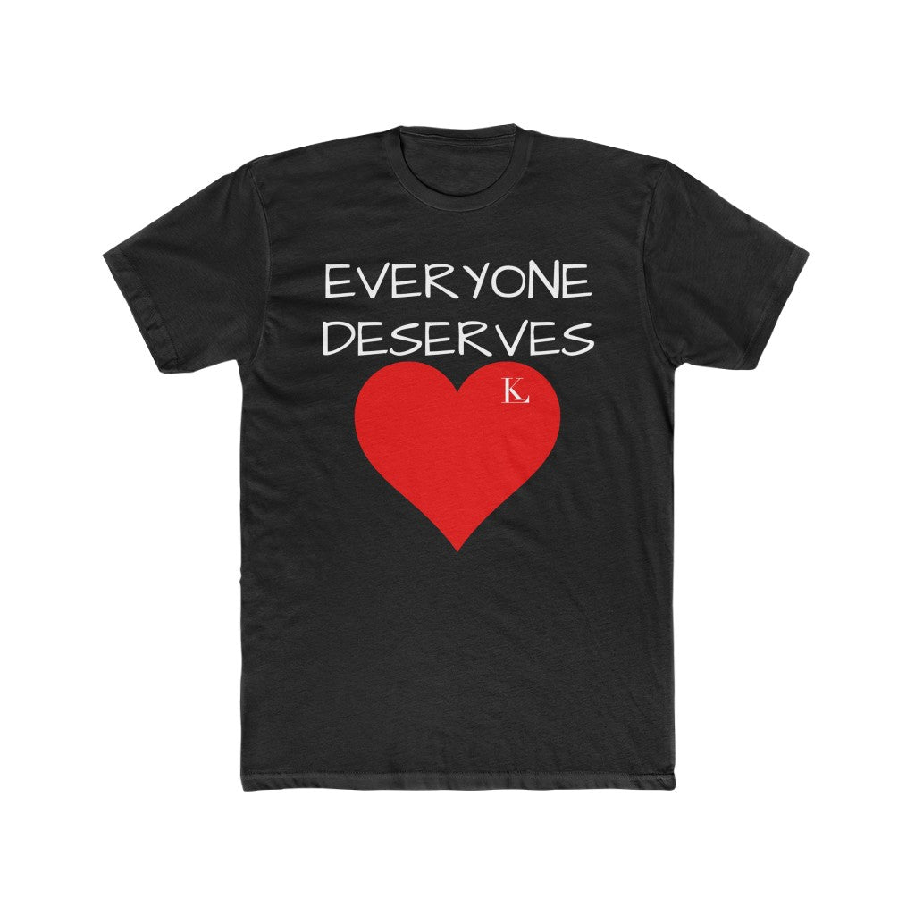 Everyone Deserves Love Men's Crew Neck