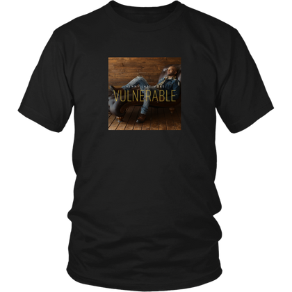 Official Kenny Lattimore Vulnerable Unisex T Shirt