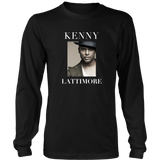 Kenny Lattimore Profile  Long Sleeve Shirt