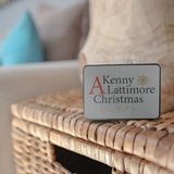 A Kenny Lattimore Christmas Bluetooth Speaker