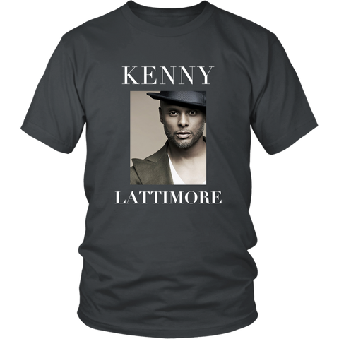Kenny Lattimore Profile Unisex T Shirt