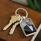 Kenny Lattimore Photo Keychain