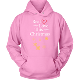 Real Love This Christmas Hoodie