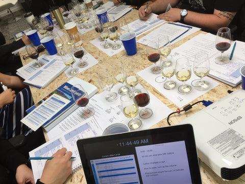 WSET courses with Statera Academy