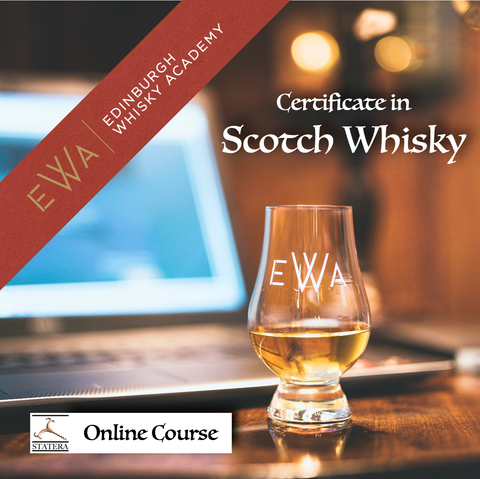 Scotch Whisky Certificate Online