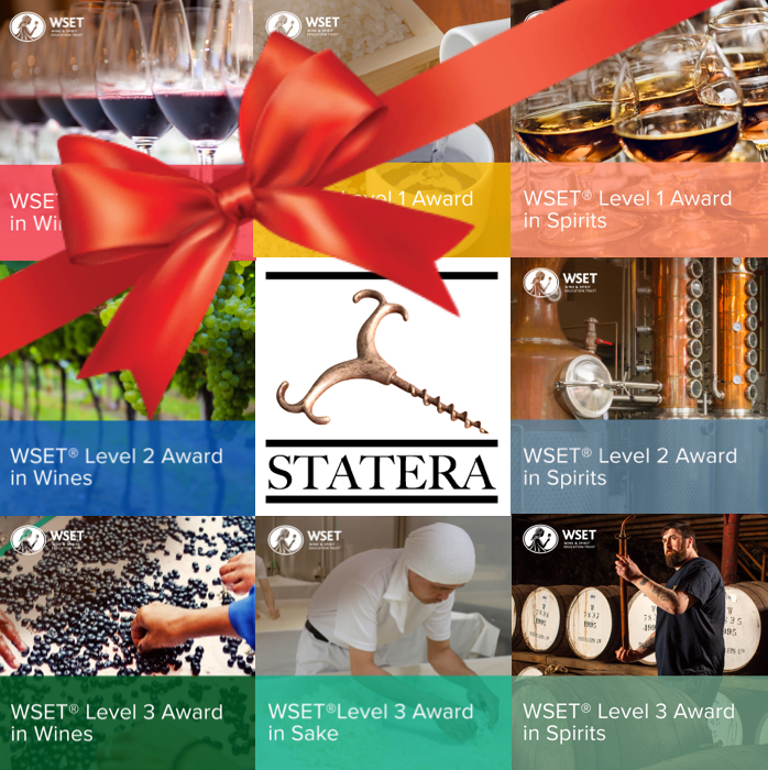 WSET Classes with Statera Academy