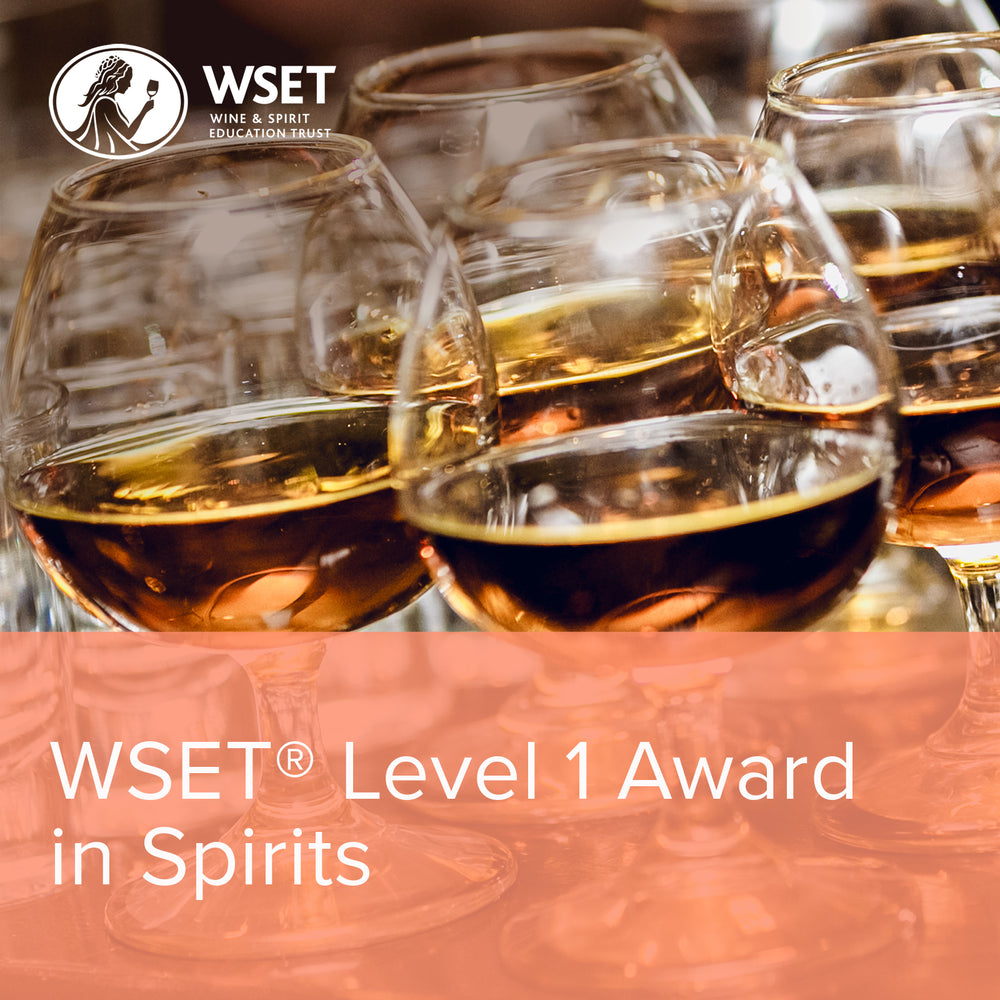 -WSET Level 1 Award in Spirits