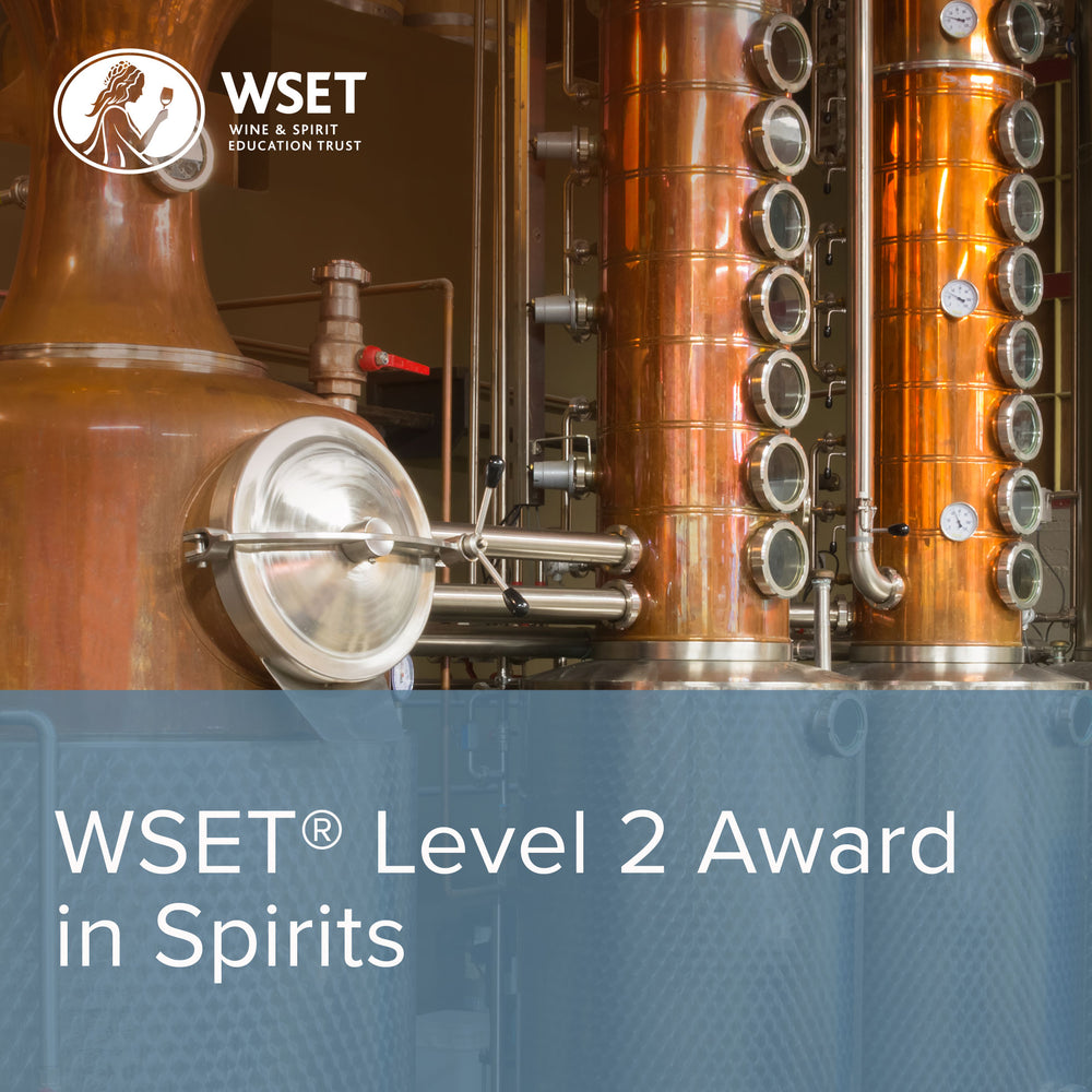 -WSET Level 2 Award in Spirits