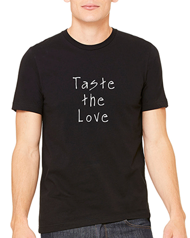 Taste the love - Unisex t-shirt