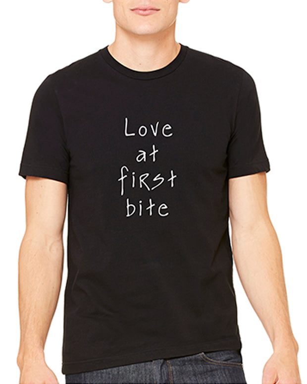 Love at first bite - Unisex T-Shirt