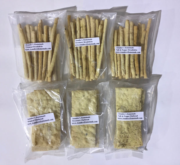 Variety Pack Sampler - Free Shipping
