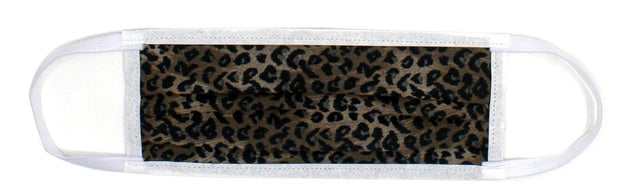 Leopard Face Masks - LIMITED EDITION