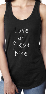 Love at first bite - Women's Tank Top