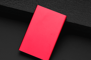Minimalist Card Holder - For The Minimalist Man