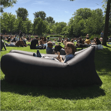Portable Inflatable Lazy Bag Air Sofa - For The Minimalist Man