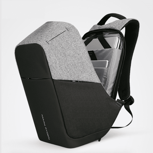 Business Laptop Charging Backpack - For The Minimalist Man