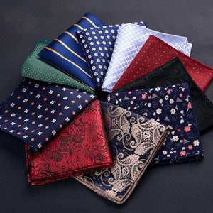 Classy Pocket Squares - For The Minimalist Man