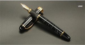 Iraurita Fountain Pen - For The Minimalist Man