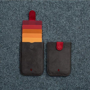 DAX V2 - The Pull-Tab Wallet - For The Minimalist Man