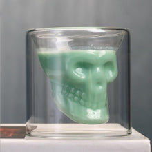 Skull Whiskey Shot Glass - For The Minimalist Man