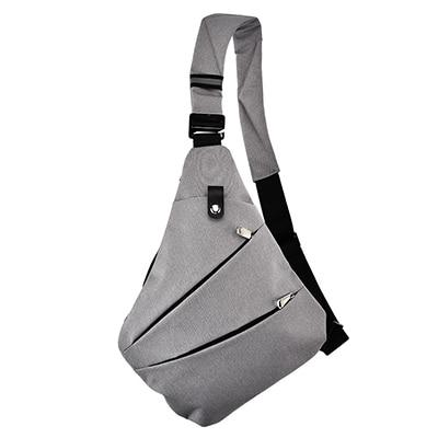 Minimalist Shoulder Bag - For The Minimalist Man
