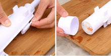 DIY Sushi Roller Kit and Bamboo Rolling Mat - For The Minimalist Man