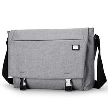 Minimalist Modern Water Repellent Messenger Bag - For The Minimalist Man