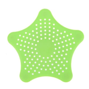 Starfish Drain Protector Hair Catcher Tub or Sink - For The Minimalist Man