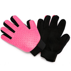 Deshedding Pet Grooming Gloves - For The Minimalist Man