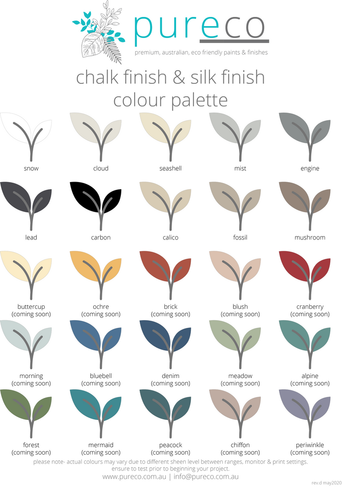 Pureco Silk Finish Paints