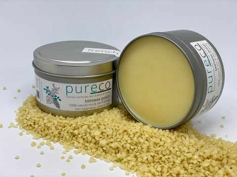 Pureco Beeswax Polishes