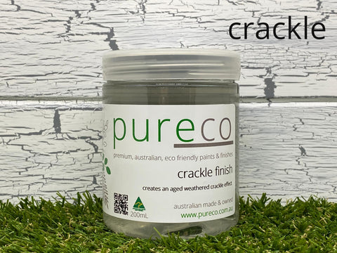 Crackle Finish 200ml