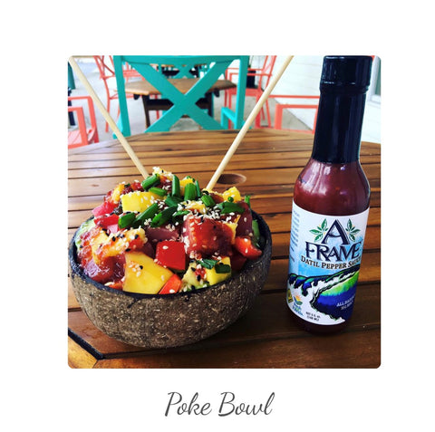 Yummie Poke Bowl for Healthy Seafood lovers