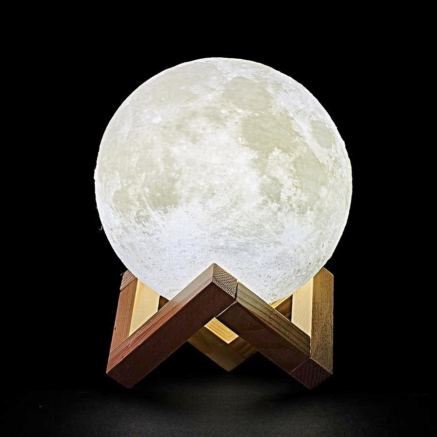 Touch LED Moon Night Light