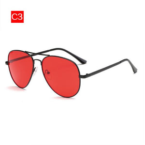 Aviation Night Vision Polarized Sunglasses