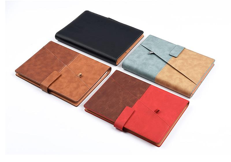 Smart Erasable Re-Usable Leather Notebook & Cloud App