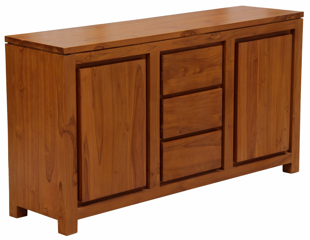 Sweden 2 Door 3 Drawer Buffet