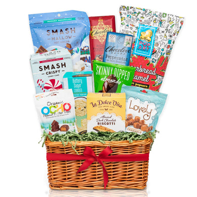 Premium Holiday Gift Basket
