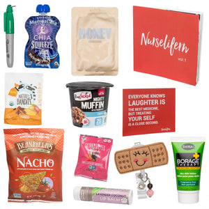 NurseLifeRN Nurse Essentials Gift Box