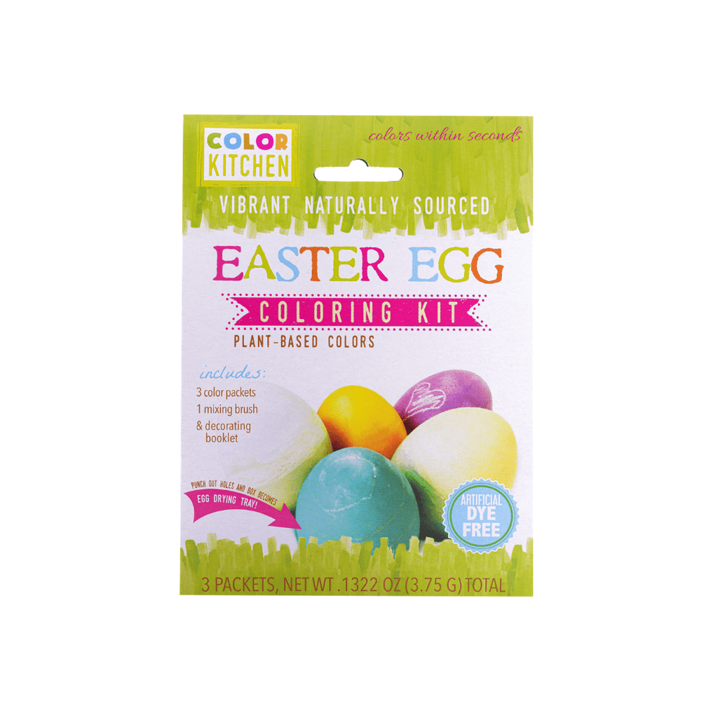 Natural Easter Egg Coloring Kit-Plant Based Colors