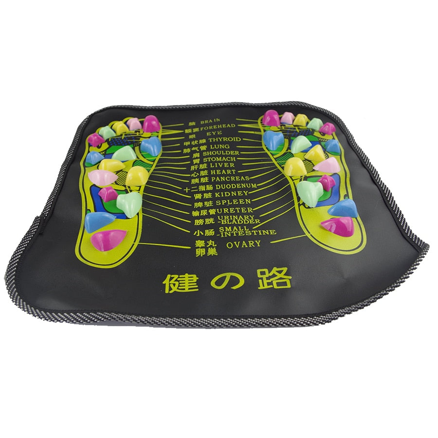 Relaxing Reflexology Foot Pad