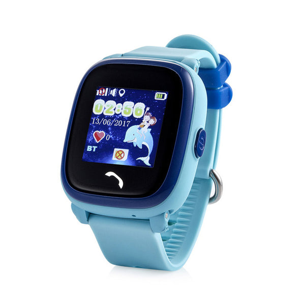 Waterproof Touch Screen Kids GPS Watch - Factor Gadgets