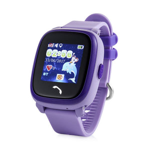 Waterproof Touch Screen Kids GPS Watch