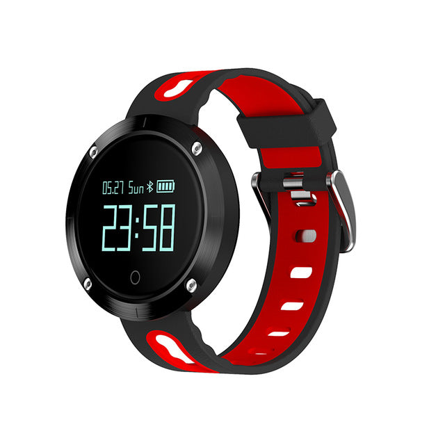 Sport watch with OLED screen