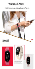 Women Tracker Smartwatch For Android & IOS - [Buy the best Gadgets and Smartwatches 2018 for Kids, Men and Women] - [Factor Gadgets]