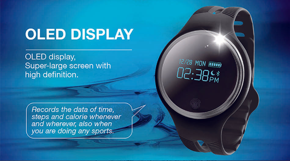 Waterproof Wrist Watch for Women & Men