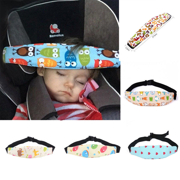 Baby Car Seat Sleep Positioner - Factor Gadgets