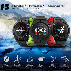 Waterproof Fitness Tracker compatible with Android and iOS - [Buy the best Gadgets and Smartwatches 2018 for Kids, Men and Women] - [Factor Gadgets]