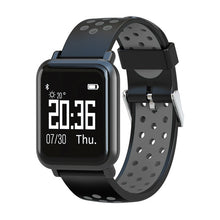 Waterproof Smartwatch OLED Screen with Gorilla Glass - [Buy the best Gadgets and Smartwatches 2018 for Kids, Men and Women] - [Factor Gadgets]