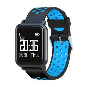 Waterproof Smartwatch OLED Screen with Gorilla Glass